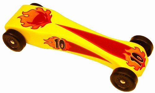 Pinewood Derby Cars Templates Free Fresh Free Pinewood Derby Templates for A Fast Car