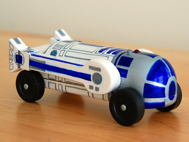Pinewood Derby Lamborghini Template Awesome 100 S Of Star Wars Pinewood Derby Cars – Boys Life