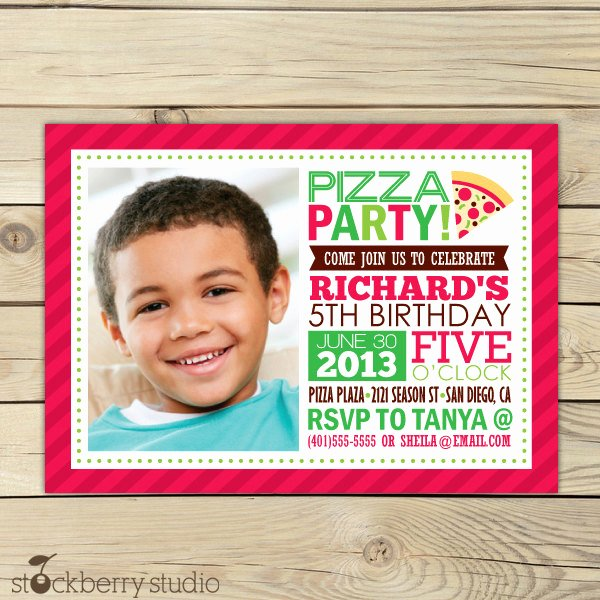 Pizza Party Invitation Template Word Best Of Pizza Party Invitation Printable Pizza Party Invite Pizza