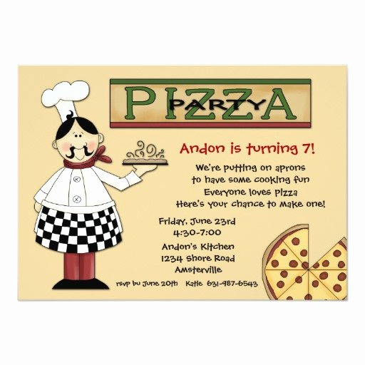 Pizza Party Invitation Template Word Fresh Pizza Party Invitation