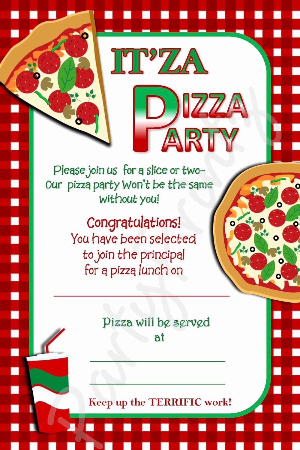 Pizza Party Invitation Template Word Luxury Free Clipart Pizza Party Collection