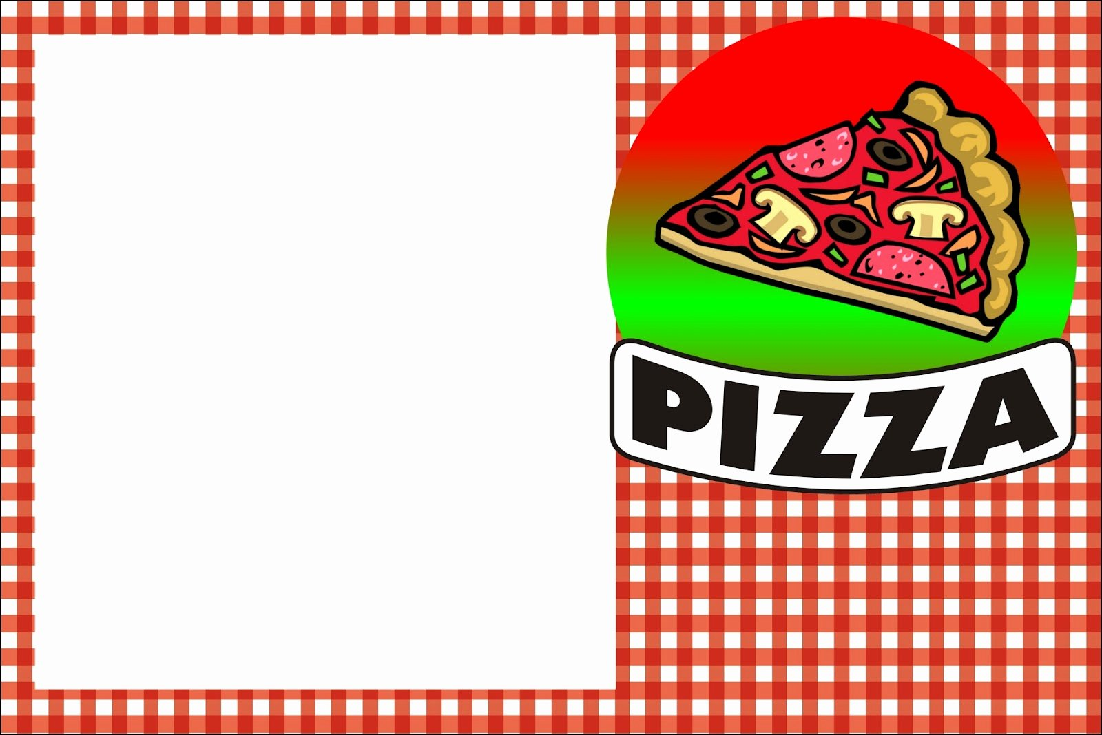 Pizza Party Invites Free Printable New Pizza Party Free Printable Invitations
