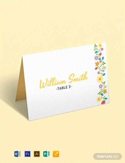 Place Card Templates for Mac Beautiful Free Multi Place Wedding Name Card Template Word