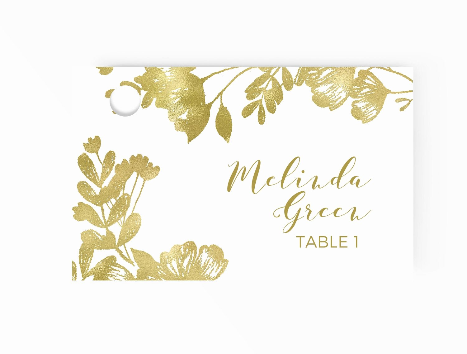 Place Card Templates for Word Awesome Place Card Template Escort Word Tent Card and Flat Card