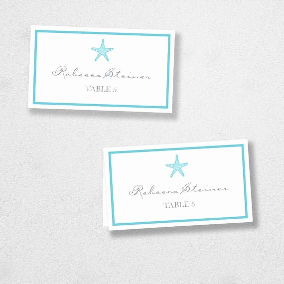 Place Card Templates for Word Inspirational Avery Place Card Template Instant Download Escort Card