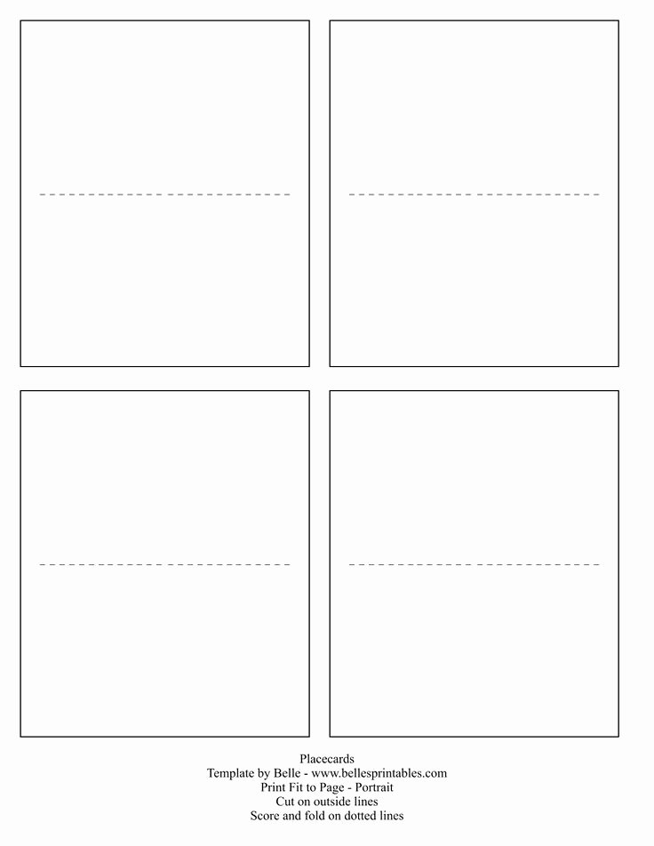 Placement Card Templates Free Awesome Best 25 Free Place Card Template Ideas On Pinterest