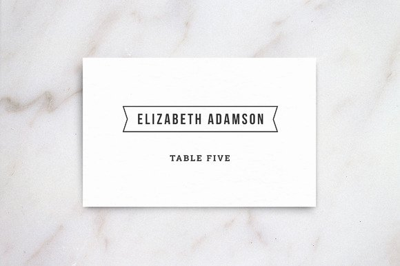 Placement Card Templates Free Best Of Wedding Table Place Card Template Card Templates On