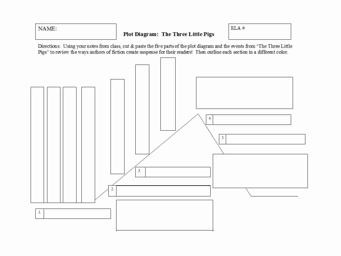 Plot Diagram Template Inspirational 45 Professional Plot Diagram Templates Plot Pyramid
