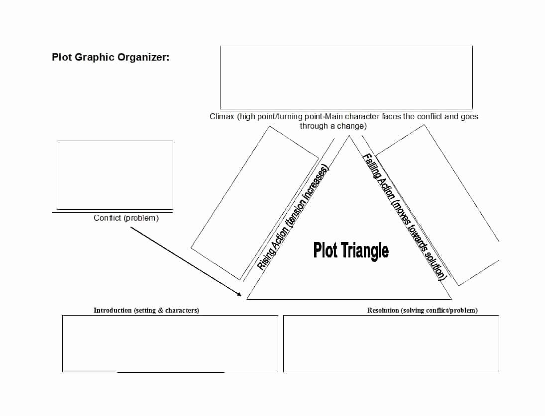Plot Diagram Template Unique 45 Professional Plot Diagram Templates Plot Pyramid