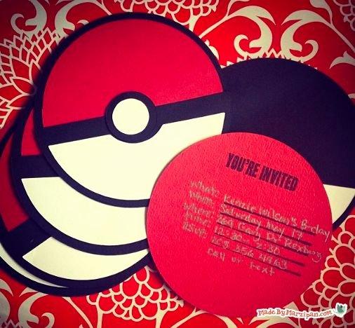 Pokemon Birthday Card Template Unique Use This Free Template to Create Pokemon Party Invites