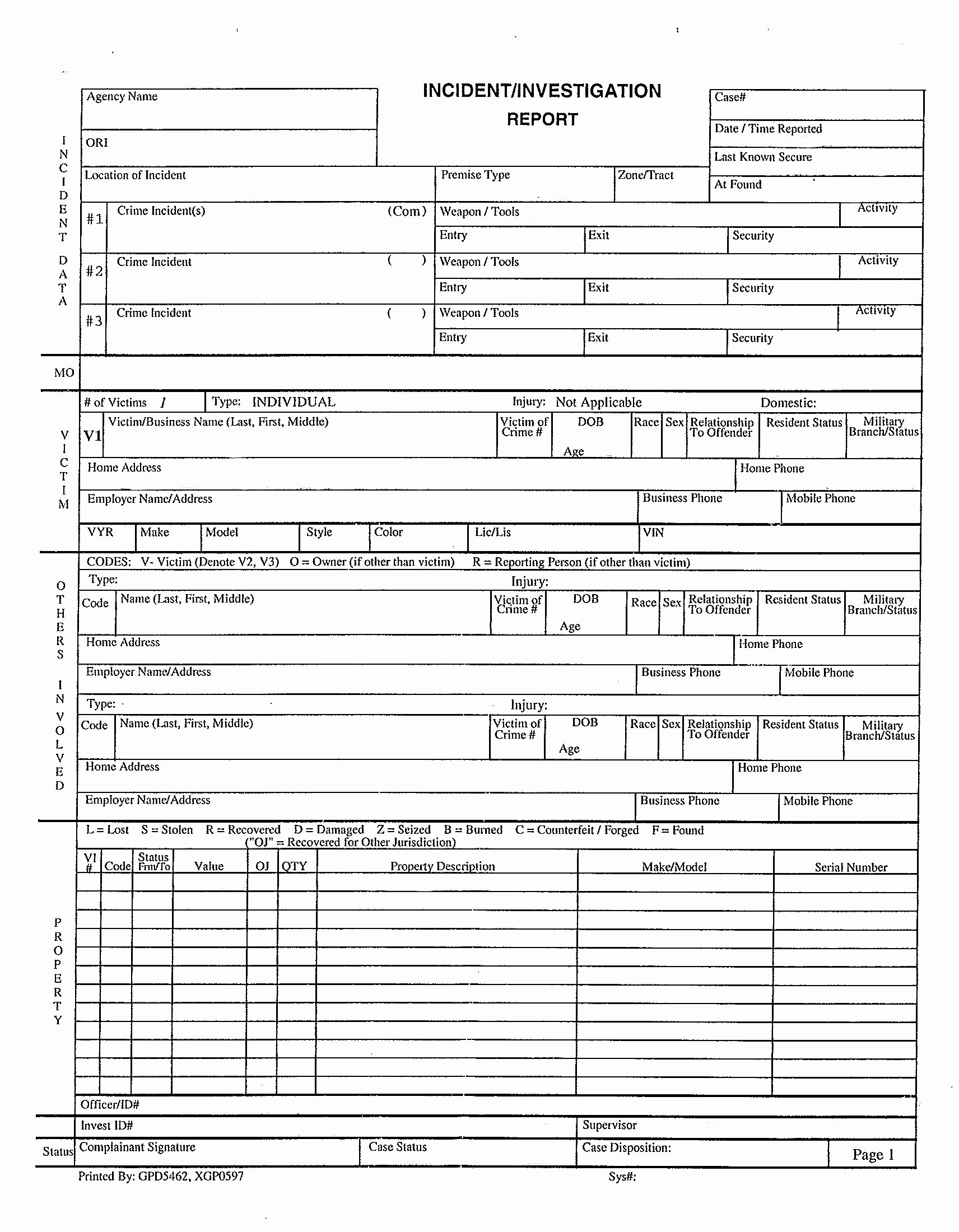 Police Arrest Report Template Fresh What Could Happen if I File A False Jacksonville Police