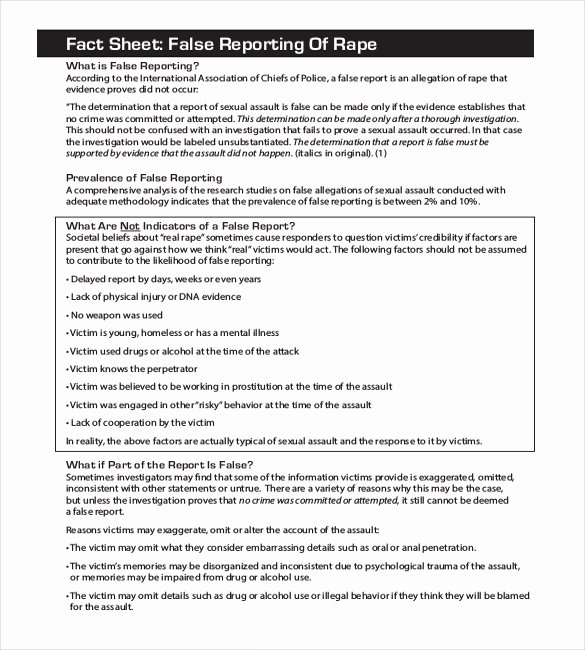 Police Arrest Report Template Luxury 19 Sample Police Report Templates Pdf Doc