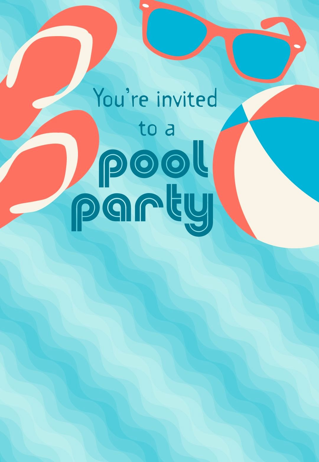 Pool Party Invitations Free Printable Best Of Free Printable Pool Party Stuff Invitation