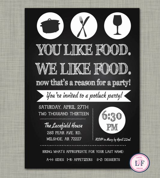 Potluck Bbq Invitation Wording Best Of Best 25 Potluck Invitation Ideas On Pinterest