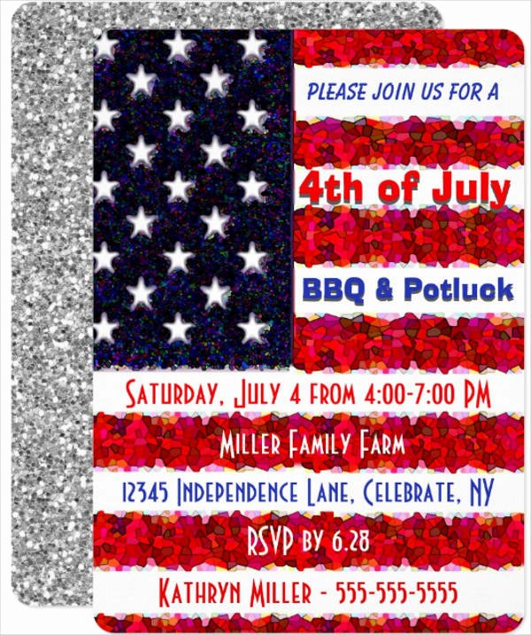 Potluck Bbq Invitation Wording Lovely 11 Bbq Invitations Free Download