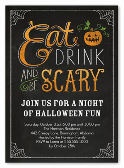 Potluck Party Invitation Wording Unique Halloween Fice Potluck Invitation Wording – Festival