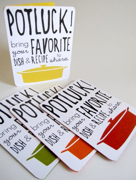 Potluck Party Invitations Wording Awesome Best 25 Potluck Invitation Ideas On Pinterest