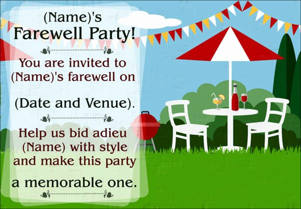Potluck Party Invitations Wording Inspirational 14 Farewell Potluck Invitations Jpg Vector Eps Ai