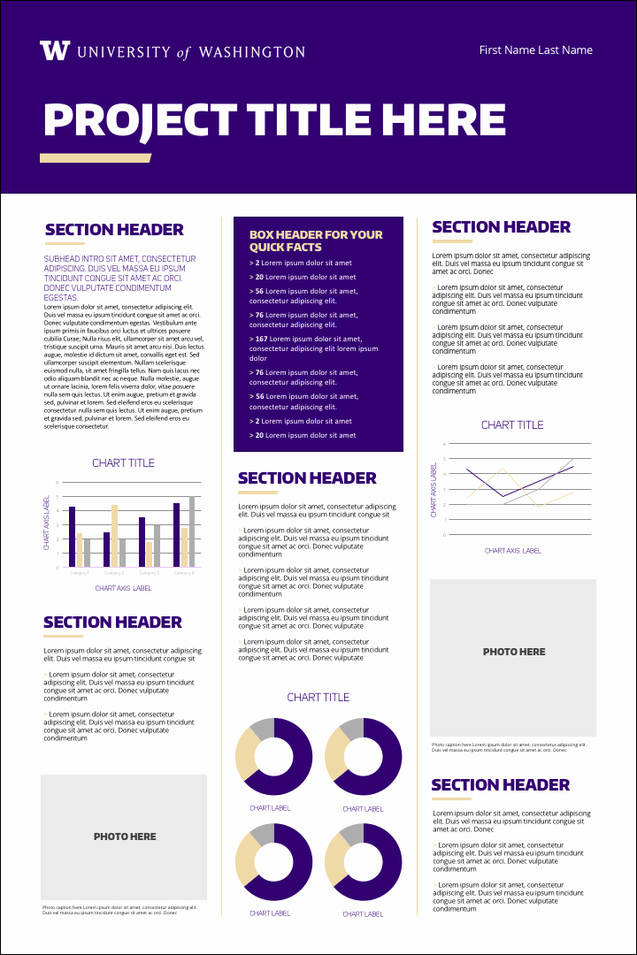 Powerpoint Research Poster Template Elegant Research Posters