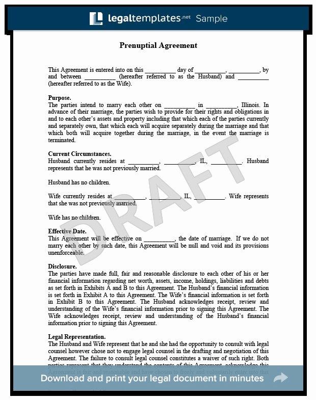 Prenuptial Agreement Massachusetts Sample Inspirational Prenuptial Agreement Massachusetts Special Prenuptial