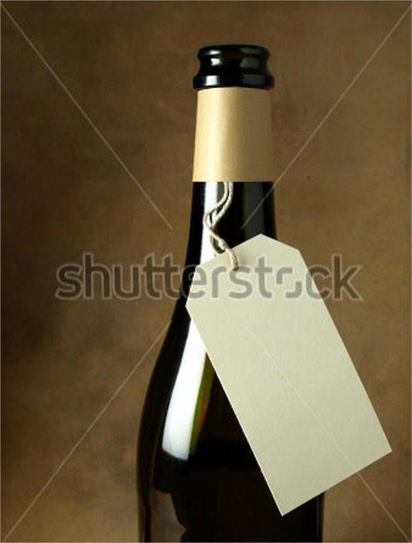 Price Tag Template Word Luxury 8 Wine Tag Templates