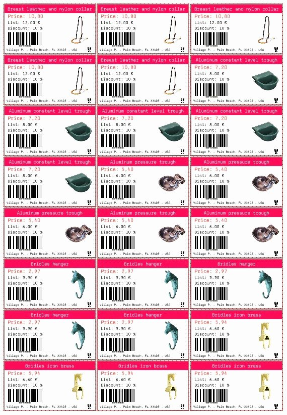 Price Tag Template Word Luxury Best Price Tag Generator Download and Customize Free Samples