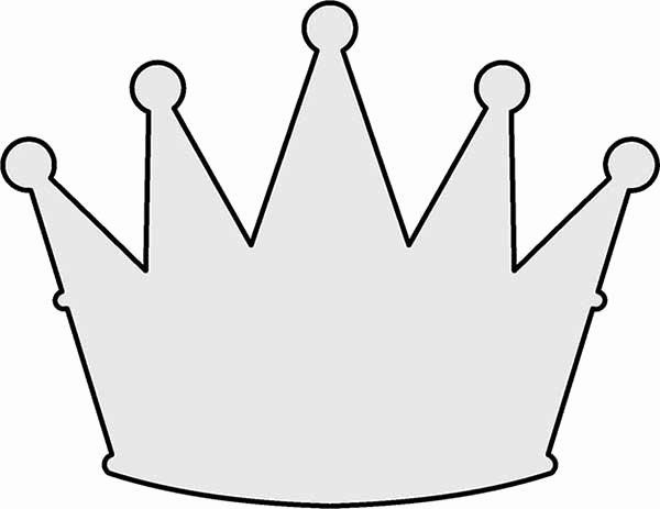 Prince Crown Cut Out Best Of Shape Hats Plain Prince Crown