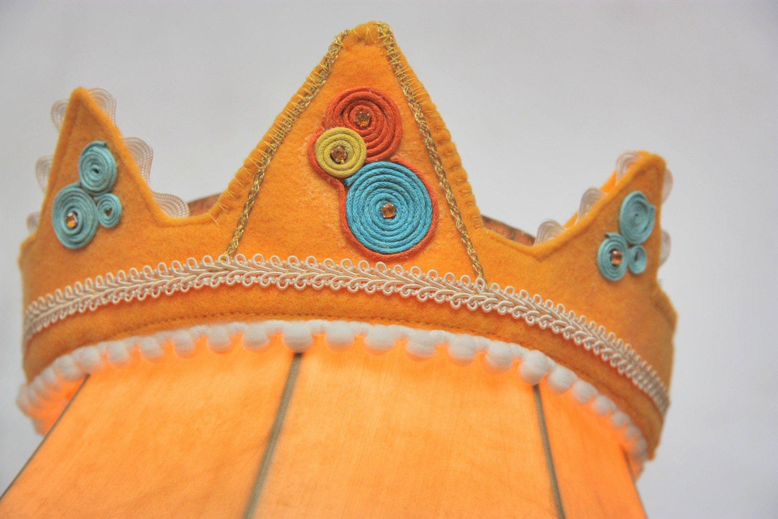 Prince Crown Cut Out Inspirational Playtime Princess Prince Felt Crown · A Tiara Crown