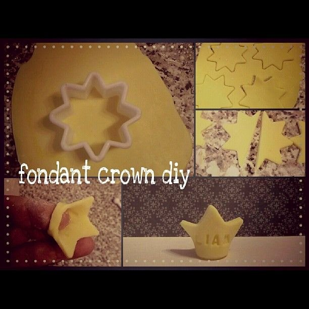 Prince Crown Cut Out Luxury 1000 Ideas About Fondant Crown On Pinterest