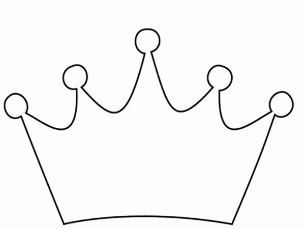 Prince Crown Cut Out Unique Princess Crown Clipart Free