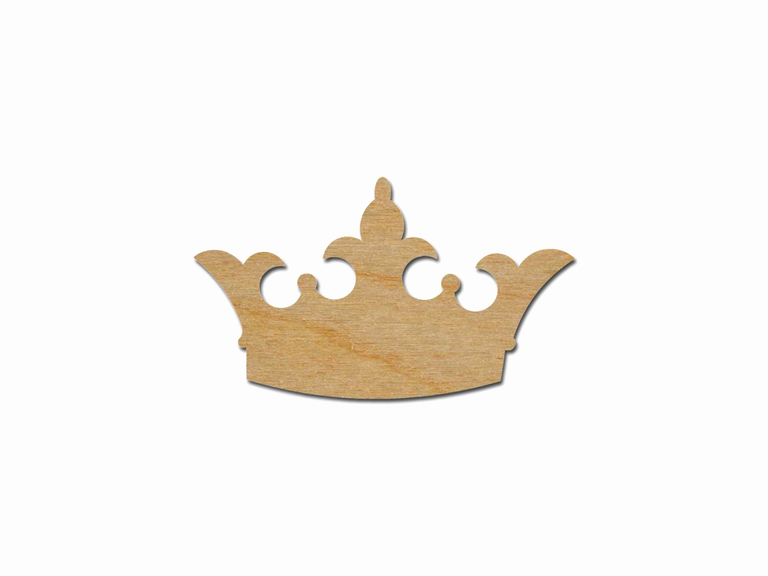 Princess Crown Cut Out Awesome Princess Crown Unfinished Wood Cut Out by Artisticcraftsupply