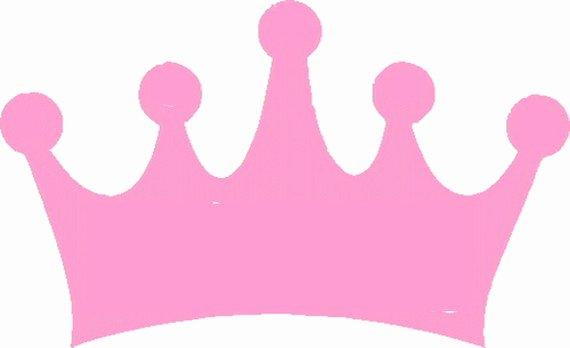 Princess Crown Cut Out Beautiful Template Princess Crown Clipart Best