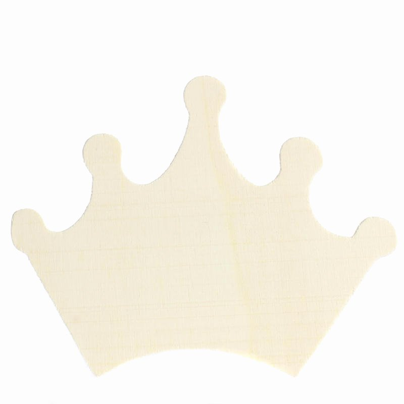 Princess Crown Cut Out Lovely Unfinished Wood Princess Crown Cutout Wood Cutouts
