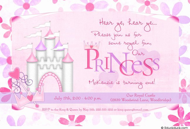Princess Party Invitation Wording Inspirational Disney Princess Party Invitation Wording