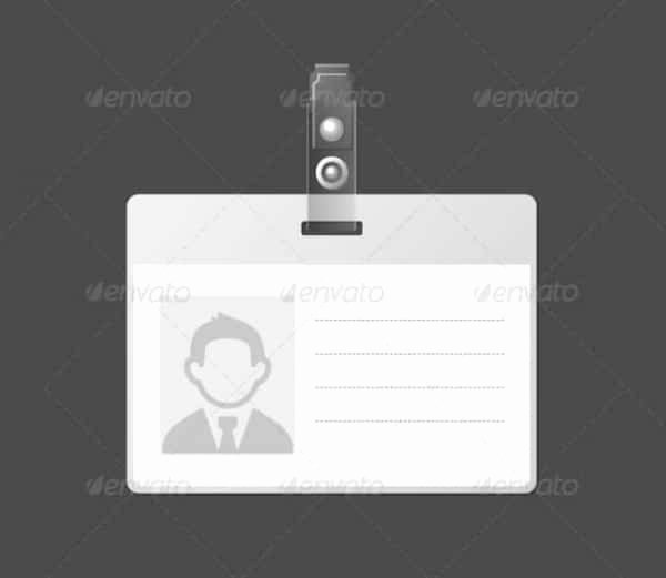 Print Id Cards Online Free Luxury 31 Blank Id Card Templates Psd Ai Vector Eps Doc
