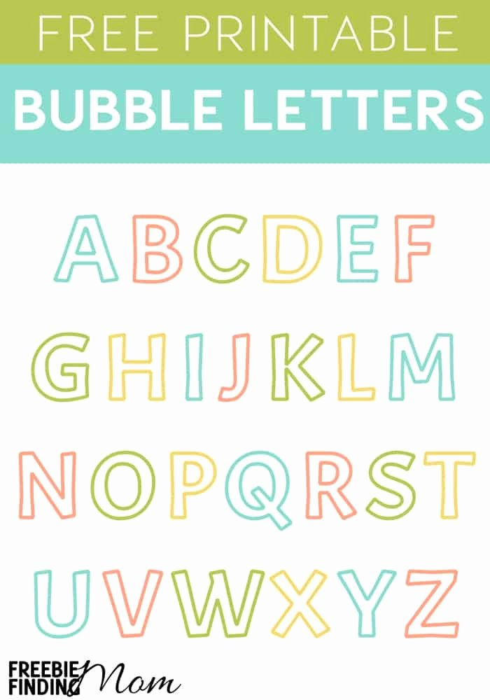 Printable Alphabet Letters Free Awesome Free Printable Alphabet Templates and Other Printable Letters