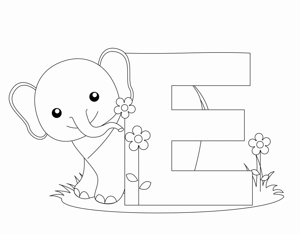 Printable Alphabet Letters Free Beautiful Free Printable Alphabet Coloring Pages for Kids Best