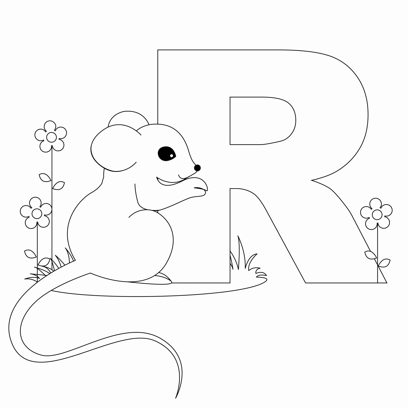 Printable Alphabet Letters Free Lovely Free Printable Alphabet Coloring Pages for Kids Best