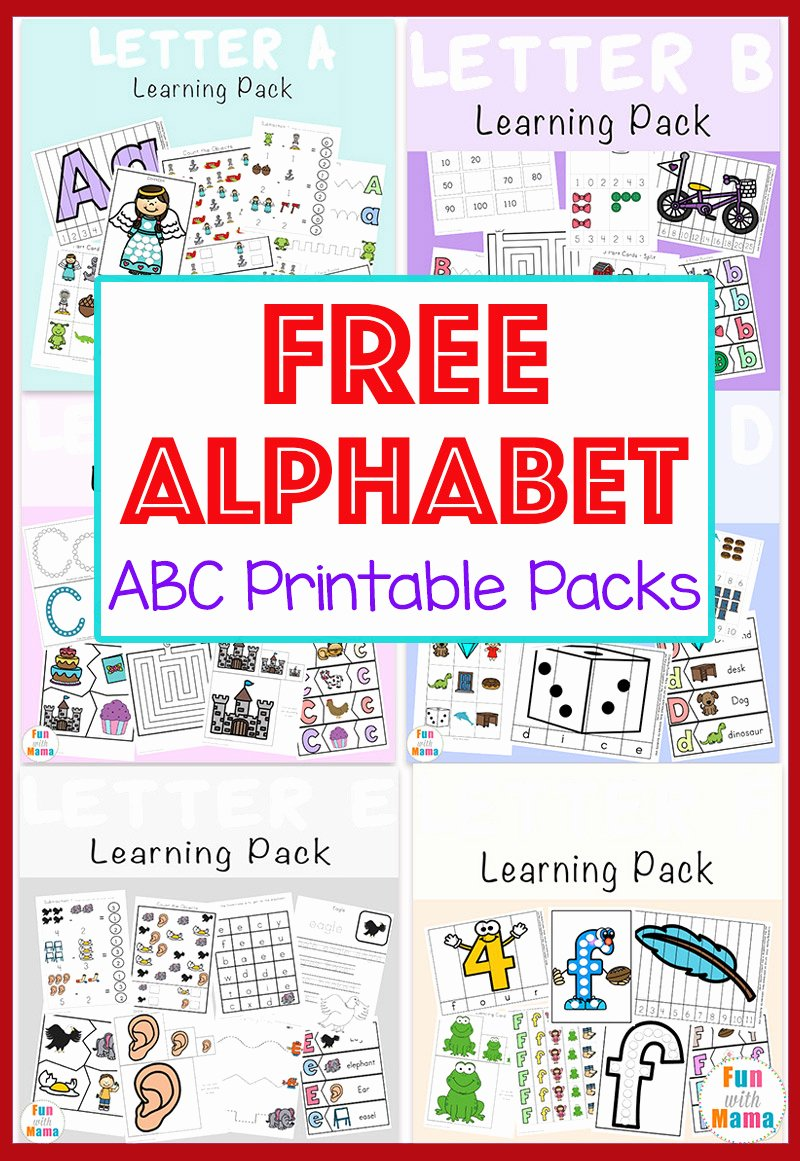 Printable Alphabet Letters Free Luxury Printable Letter A Crafts and Activities