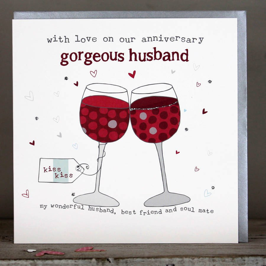 Printable Anniversary Cards Free Online Luxury Husband Anniversary Card by Molly Mae
