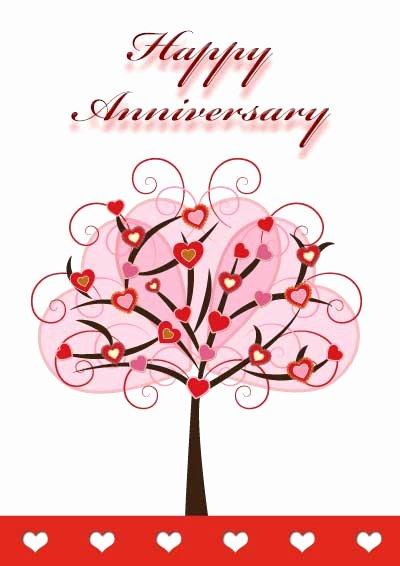 Printable Anniversary Cards Free Unique 30 Free Printable Anniversary Cards