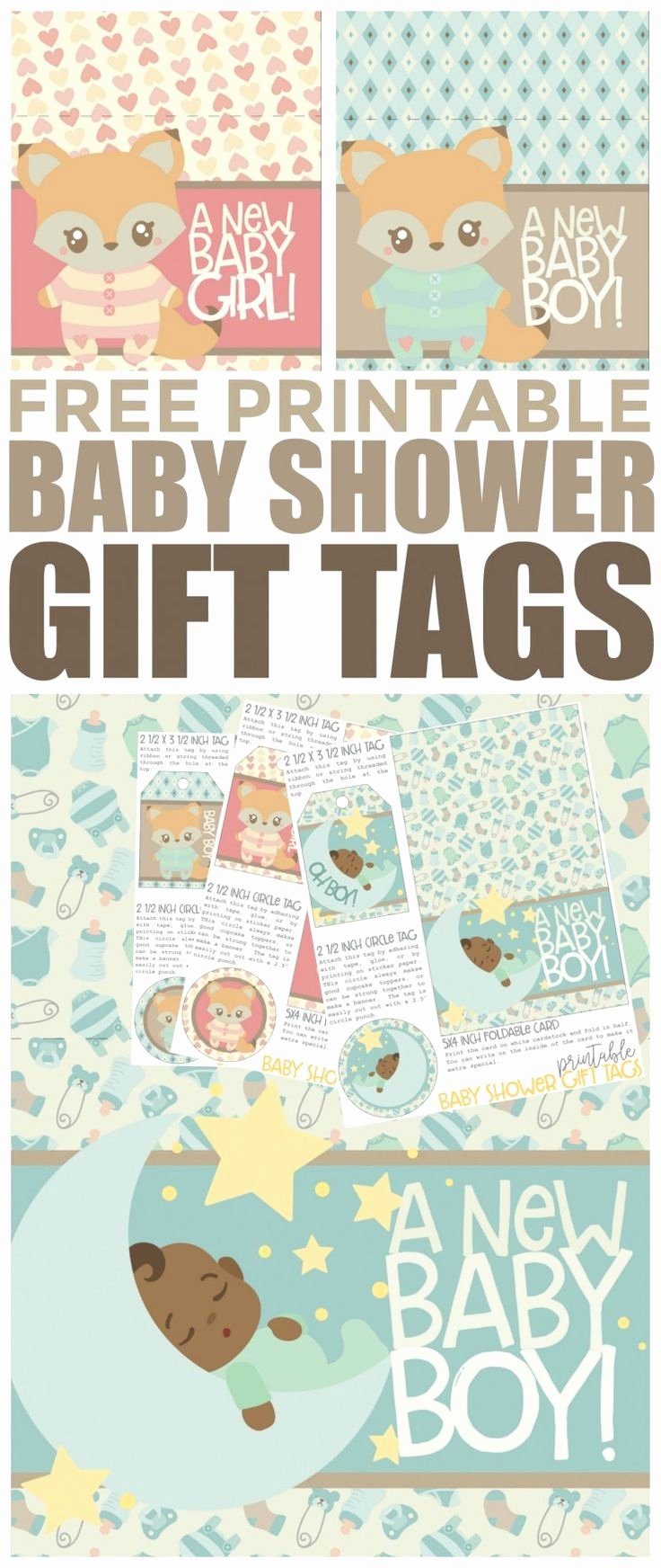 Printable Baby Shower Gift Tags New 32 Best Storybook Baby Shower Images On Pinterest
