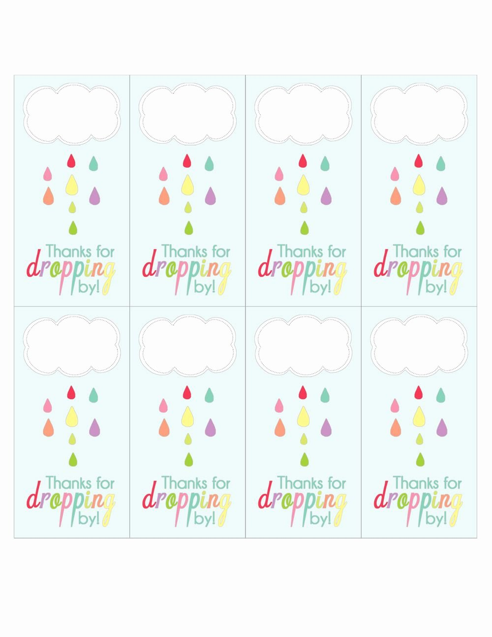 Printable Baby Shower Tags Unique Shower Of Love