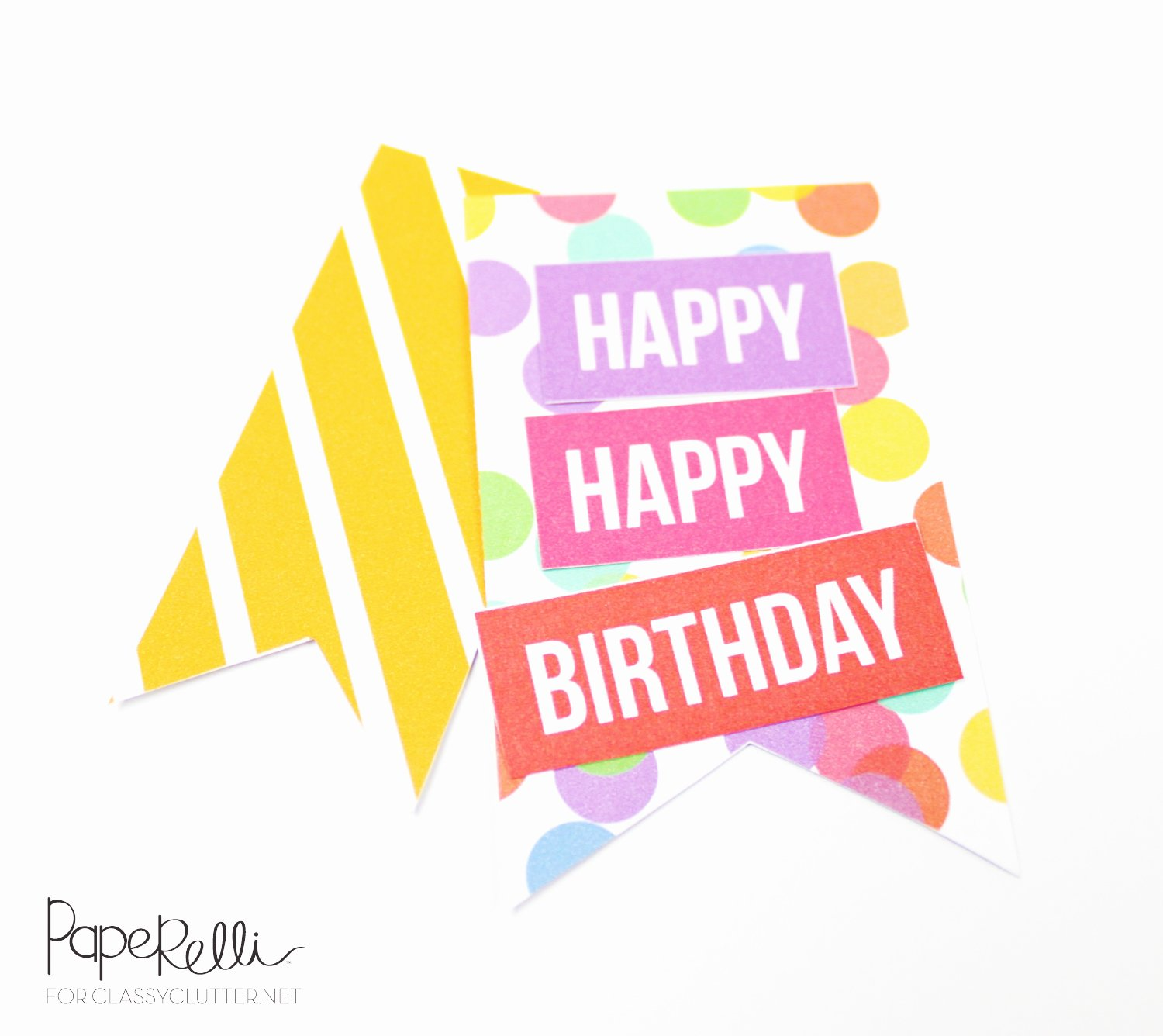 Printable Birthday Gift Tags Lovely Diy Birthday Gift Tags Classy Clutter