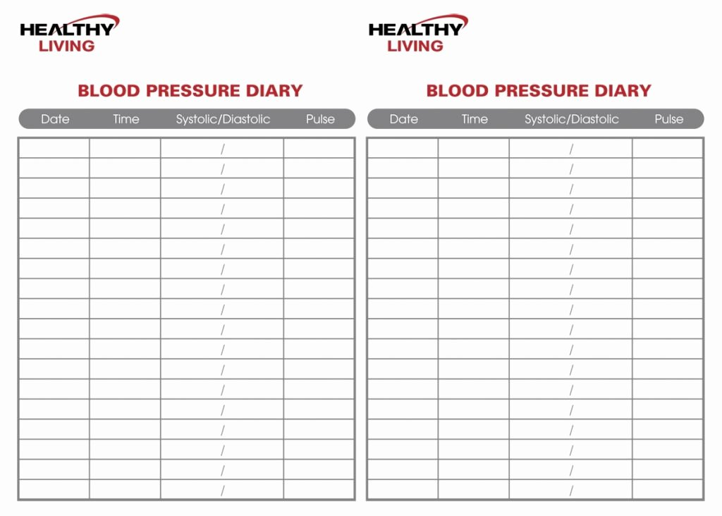 Printable Blood Pressure Range Chart Best Of 19 Blood Pressure Chart Templates Easy to Use for Free