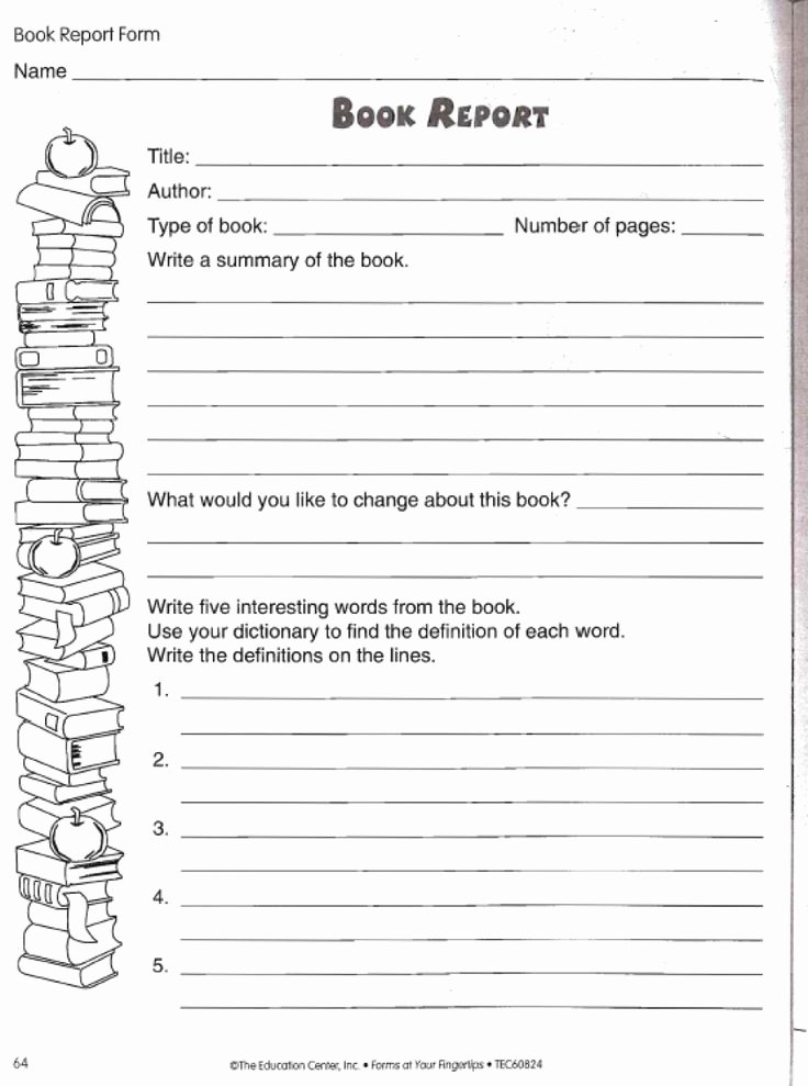 Printable Book Report forms Beautiful 25 Best Ideas About Book Report Templates On Pinterest