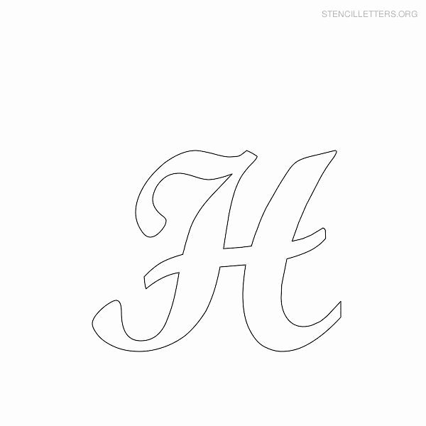 Printable Bubble Letter Stencils Awesome Printable Alphabet Fonts Free Google Search