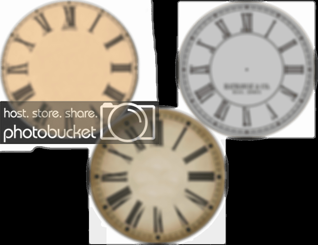 Printable Clock Face Template Unique New Years Free Clock Face Printables Cd Size and Plate