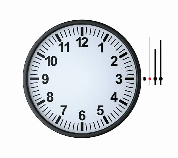 Printable Clock Face with Hands Best Of Royalty Free Minute Hand and Stock S