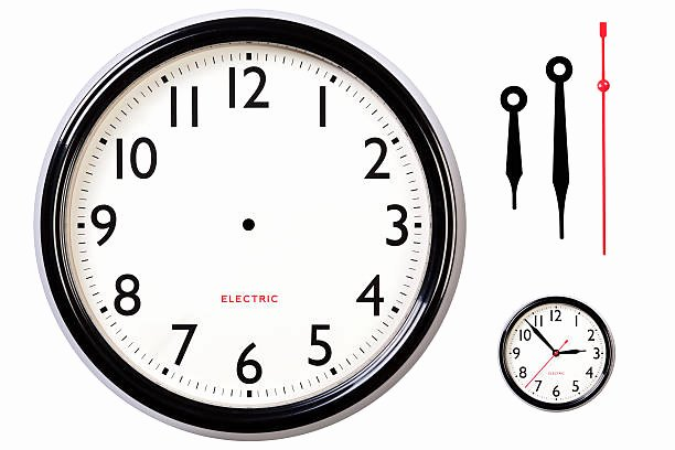 Printable Clock Face with Hands Fresh Best Clock Hand Stock S & Royalty Free